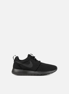Nike - WMNS Roshe One, Black/Black/Dark Grey 1