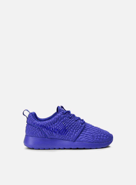 Nike - WMNS Roshe One DMB, Racer Blue/Racer Blue/Black