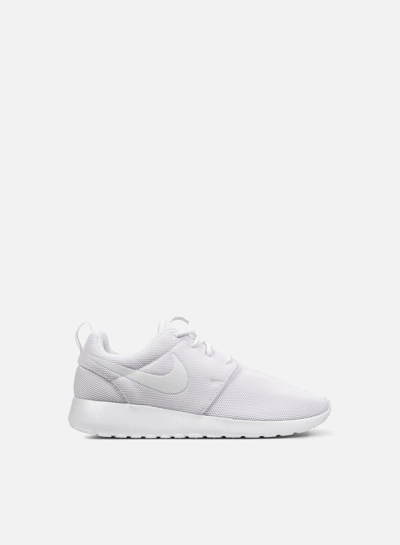 Nike - WMNS Roshe One, White/White/Pure Platinum