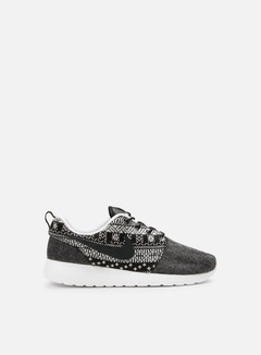 Nike - WMNS Roshe One Winter, Black/Black/Sail