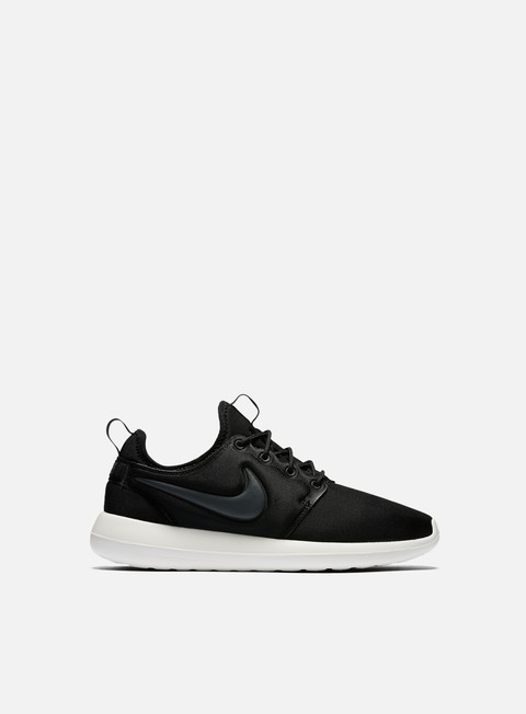 sneakers nike wmns roshe two black anthracite sail