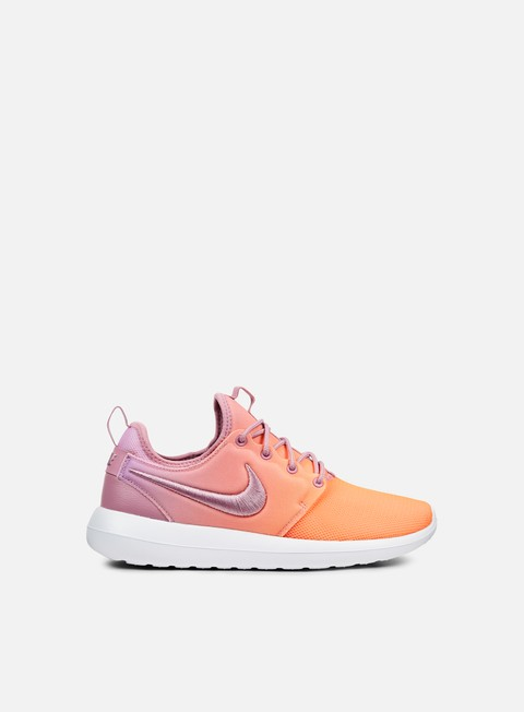 sneakers nike wmns roshe two br orchid orchid sunset glow
