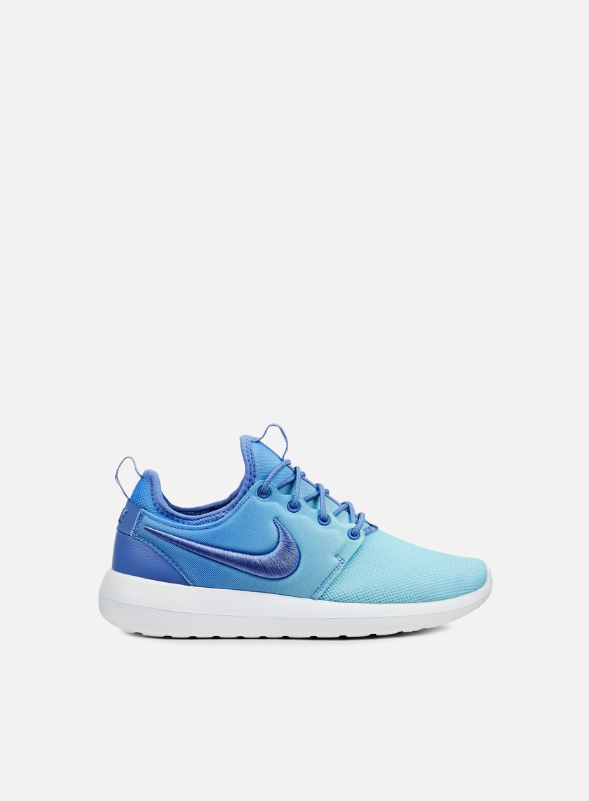 Nike - WMNS Roshe Two BR, Polarized Blue/Polarized Blue