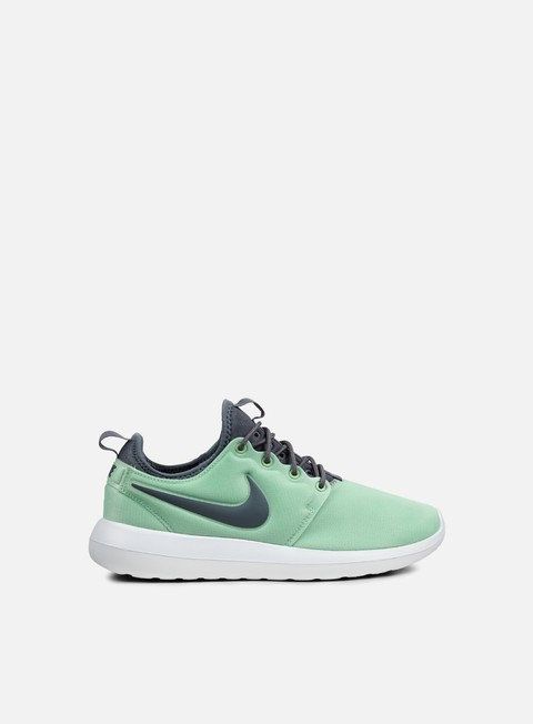 sneakers nike wmns roshe two fresh mint cool grey white