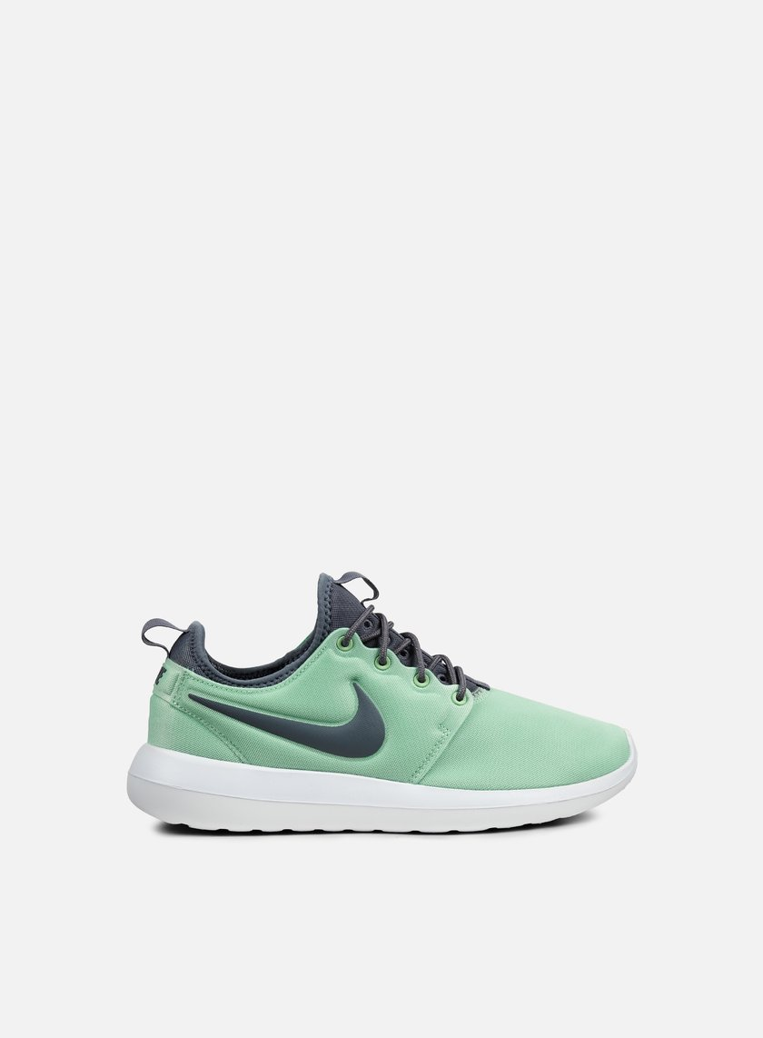Nike - WMNS Roshe Two, Fresh Mint/Cool Grey/White