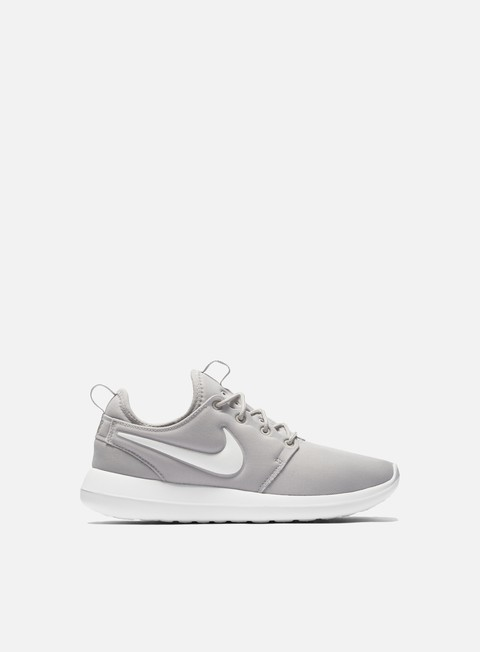 sneakers nike wmns roshe two light iron ore summit white volt