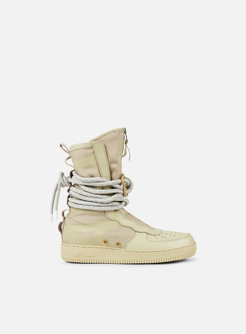 sneakers nike wmns sf air force 1 hi rattan rattan white