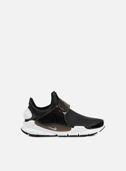 sneakers nike wmns sock dart premium black white black