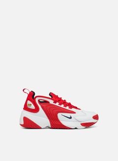 Nike - Zoom 2K, Off White/Obisidan/University Red