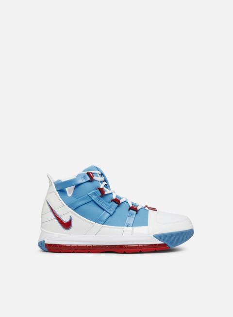 Outlet e Saldi Sneakers Alte Nike Zoom Lebron III QS