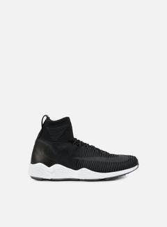 Nike - Zoom Mercurial XI Flyknit, Black/Black/White 1