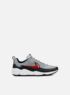 Nike - Zoom Spiridon Ultra, Metallic Silver/Desert Red 1