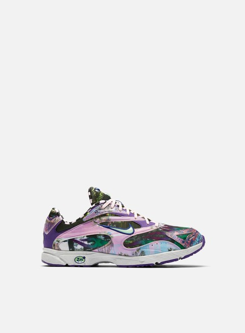 sneakers nike zoom streak spectrum plus premium court purple light poison green