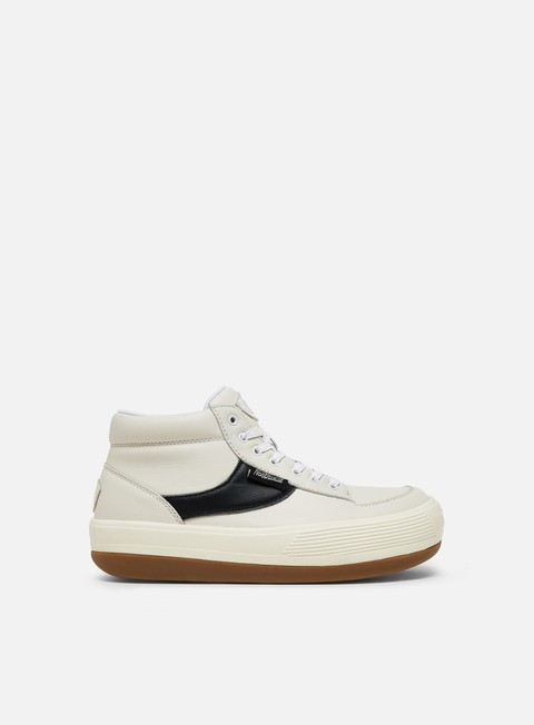 High Sneakers Northwave Espresso Chill Leather