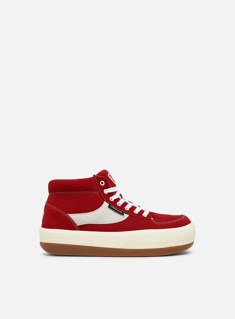 High Sneakers Northwave Espresso Chill Suede