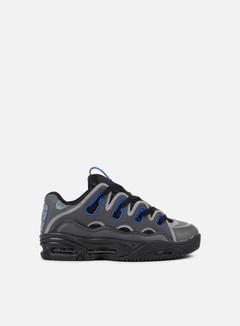 Osiris - D3 2001, Charcoal/Black/Royal