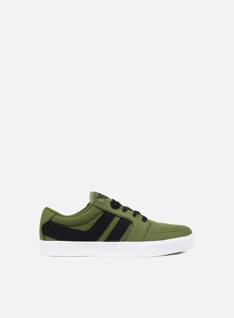 sneakers osiris lumin green black