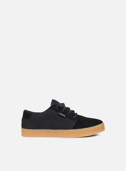 sneakers osiris mesa black white gum