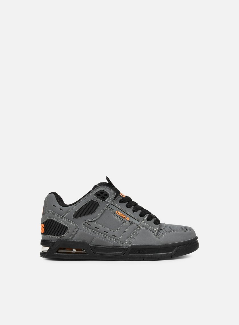 Osiris - Peril, Charcoal/Black/Orange