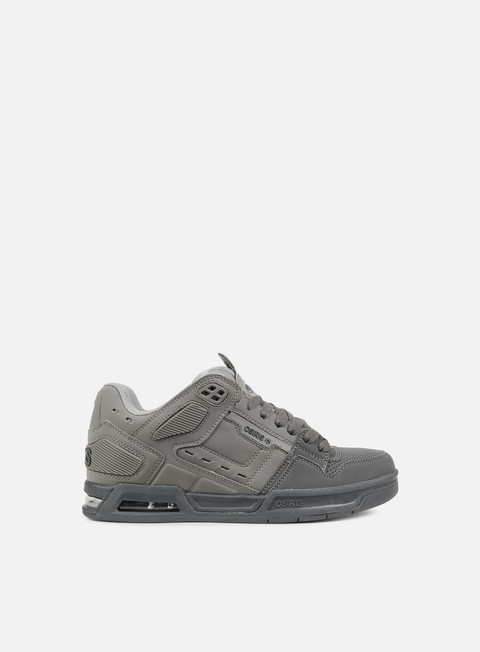 sneakers osiris peril grey charcoal