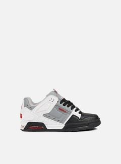 Osiris - Peril, White/Grey/Red