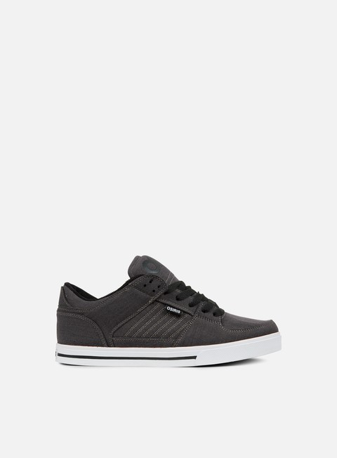 sneakers osiris protocol black textile white