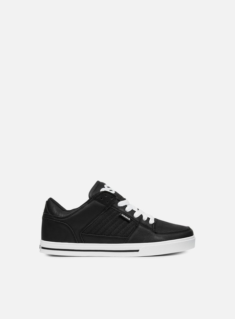 sneakers osiris protocol black white black