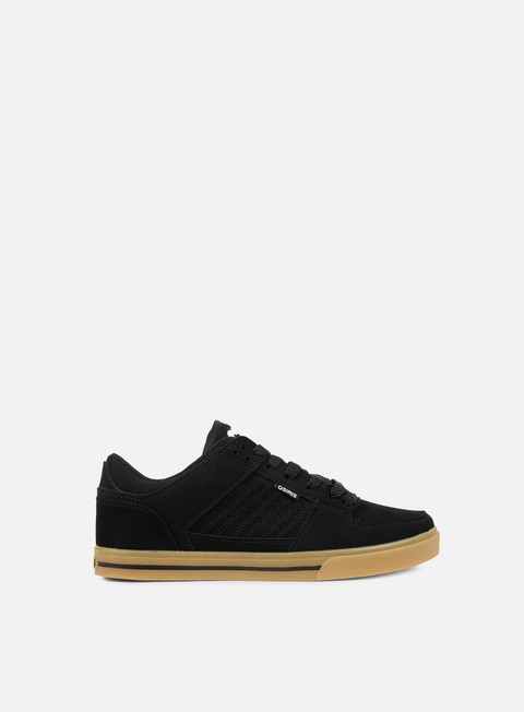 sneakers osiris protocol black white gum