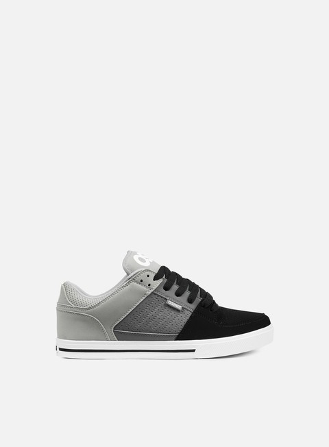sneakers osiris protocol grey light grey