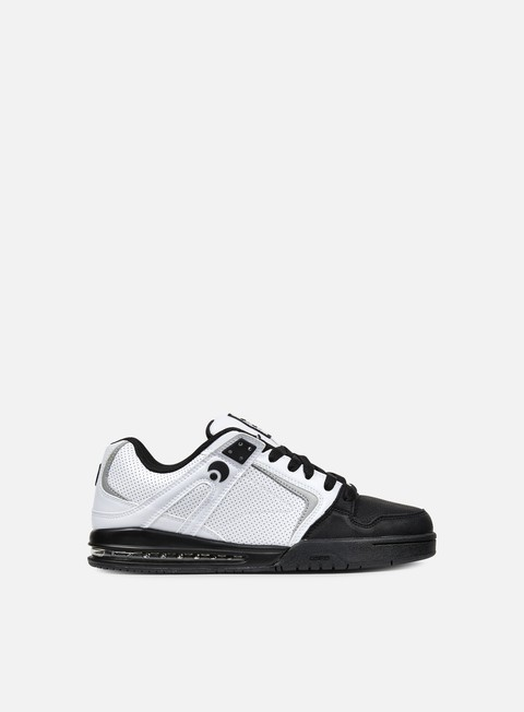 sneakers osiris pxl white black