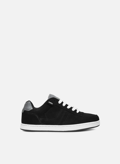 sneakers osiris relic black white white