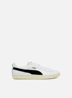 Puma - Basket Classic, White/Black 1