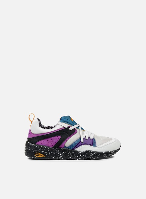 sneakers puma blaze of glory alife grey blue purple apricot