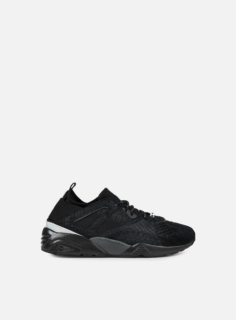 sneakers puma blaze of glory sock rioja puma black