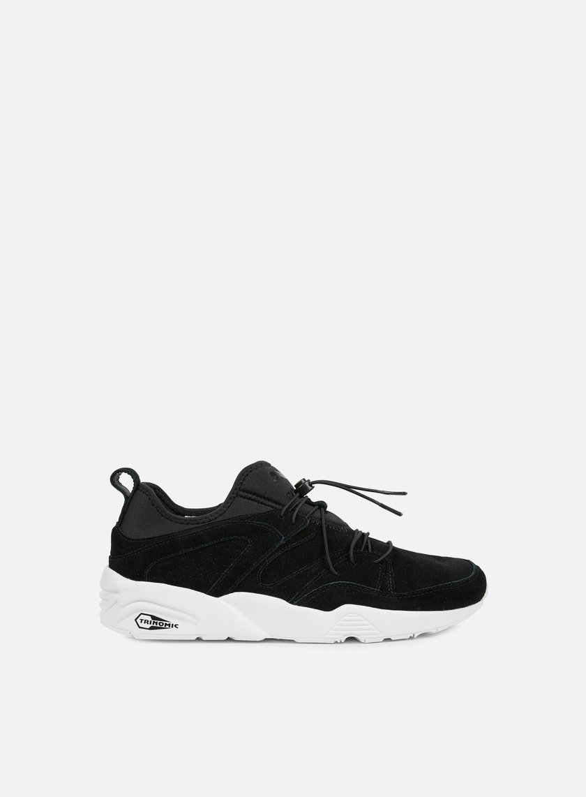 Puma - Blaze Of Glory Soft, Black