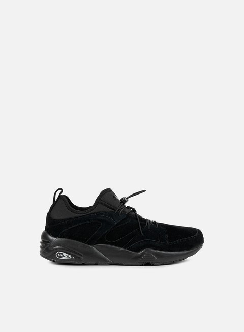 sneakers puma blaze of glory soft puma black puma black