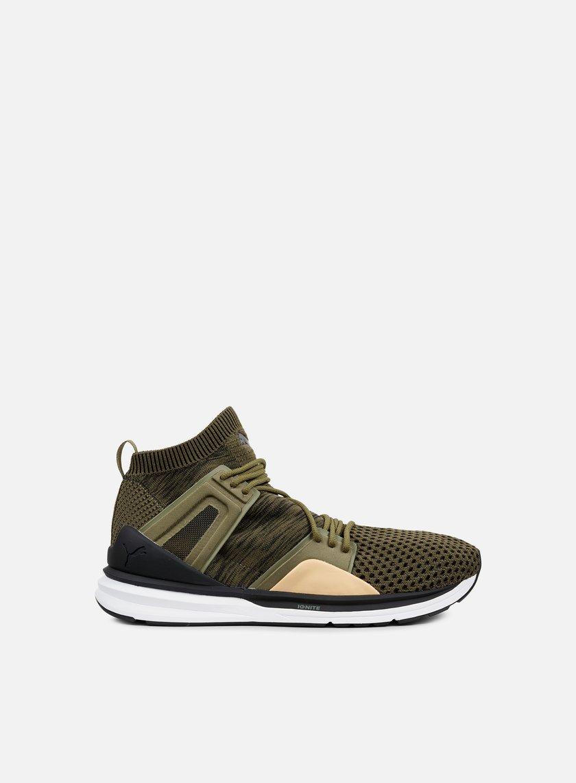 PUMA B.O.G Limitless Hi EvoKnit € 45 High Sneakers  e054fdc4f