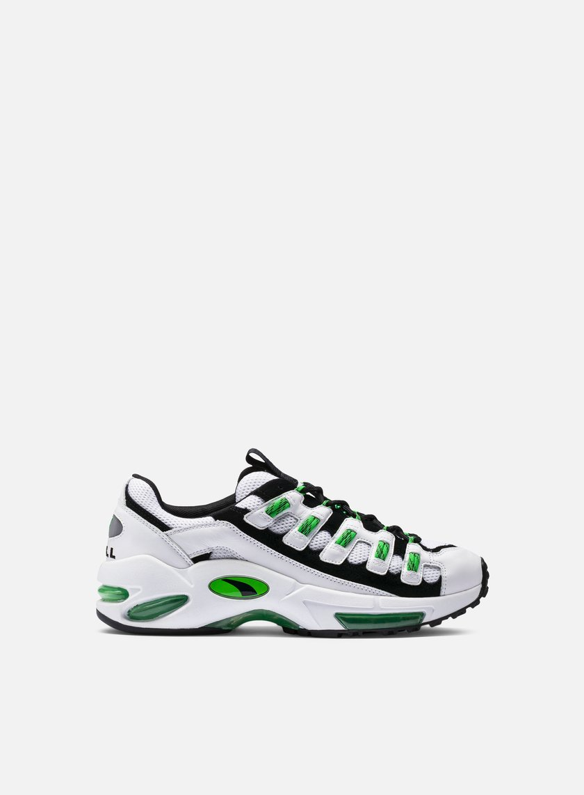 Privación Síguenos manejo  Puma Cell Endura Men, Puma White Classic Green | Graffitishop