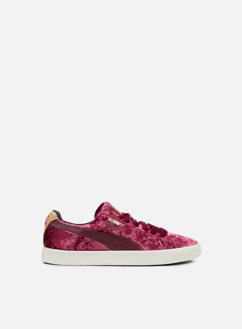 Puma - Clyde Extra Butter, Cabernet/Cabernet/Whisper White