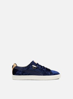 Puma - Clyde Extra Butter, Peacot/Peacot/Whisper White 1