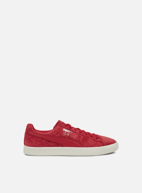 sneakers puma clyde normcore chili pepper chili pepper