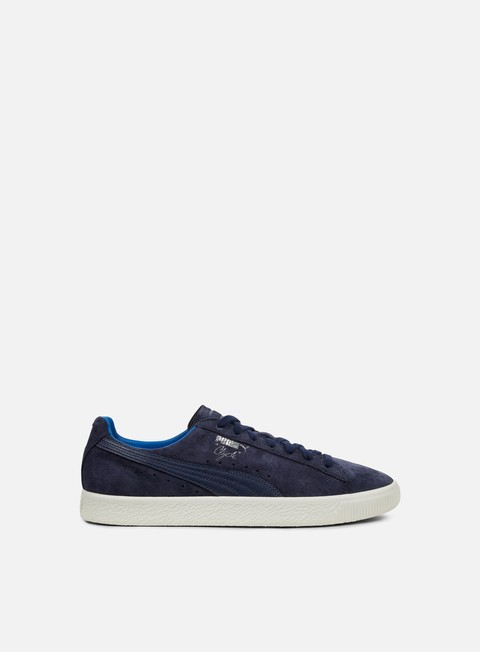 Low Sneakers Puma Clyde Normcore