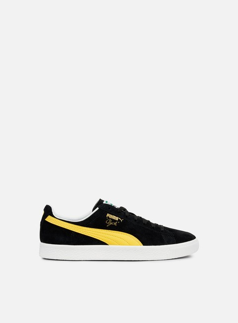 sneakers puma clyde premium core puma black solar power