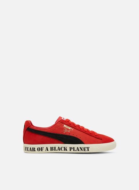 Sale Outlet Retro Sneakers Puma Clyde Public Enemy