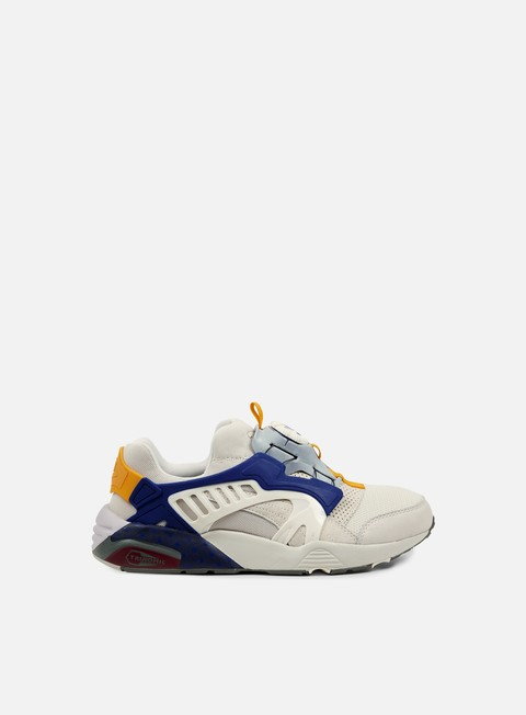 sneakers puma disc blaze street whisper white surf the web