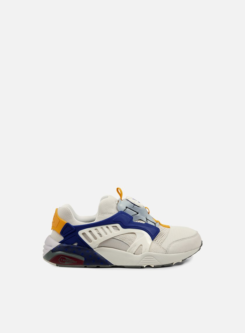 Puma - Disc Blaze Street, Whisper White/Surf The Web