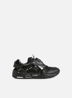 Puma - Disc by Graphersrock, Black 1