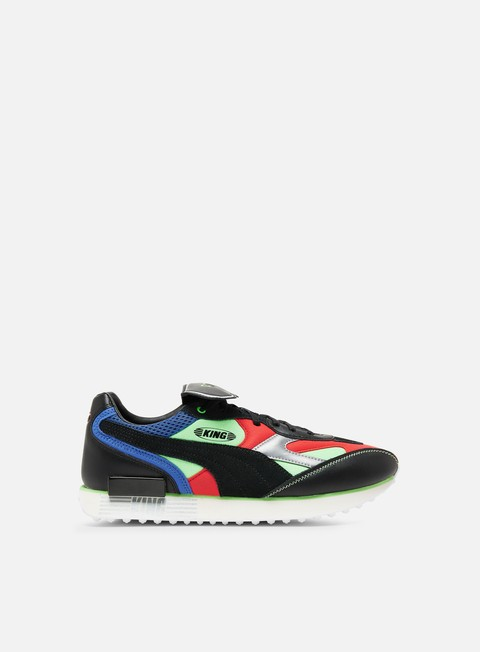 Low Sneakers Puma Future Rider King