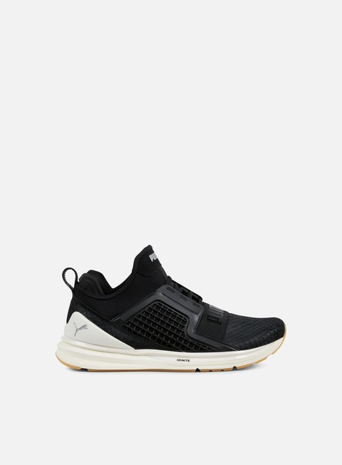 sneakers puma ignite limitless reptile puma black