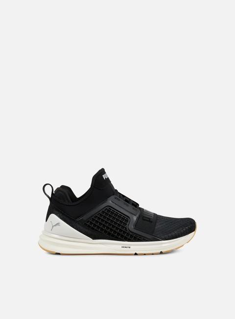 sneakers puma ignite limitless reptile puma black